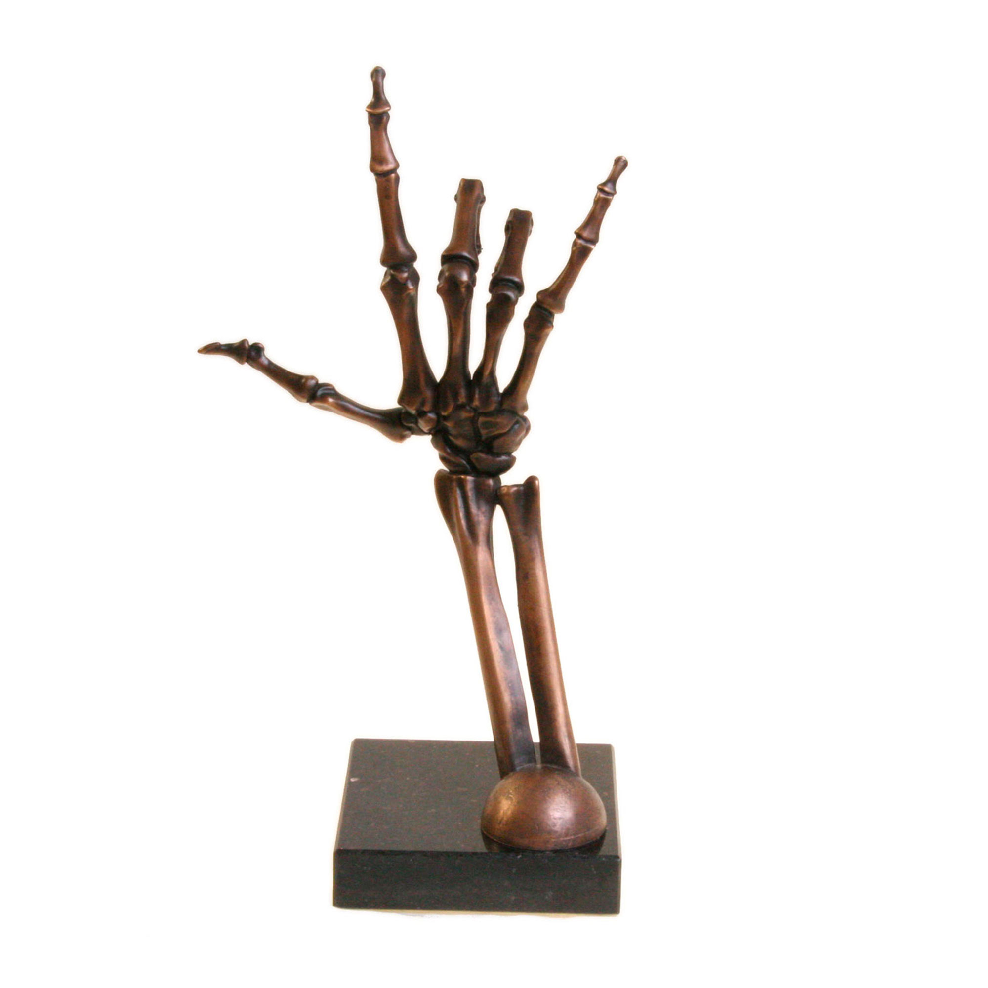 skeleton hand, I love you forever